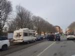 VENARIA - Incidente stradale in via Barbi Cinti: due auto coinvolte, una donna rimasta ferita - immagine 2