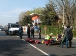 BORGARO - Incidente stradale: ferito dipendente aeroporto Caselle - immagine 4