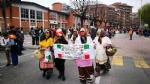 BORGARO - Successo per la «Primavera in Maschera»: le foto più belle del Carnevale Borgarese - immagine 2