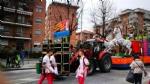 BORGARO - Successo per la «Primavera in Maschera»: le foto più belle del Carnevale Borgarese - immagine 12