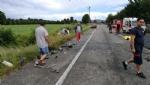 VENARIA REALE - Incidente mortale sulla Sp1 della Mandria: perde la vita una donna - FOTO e VIDEO - immagine 12