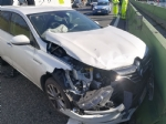 BORGARO-VENARIA - Tamponamento in tangenziale: quattro auto e un furgone. Due i feriti - immagine 3