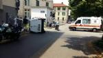 VENARIA - Ennesimo incidente stradale in corso Papa Giovanni: un ferito - immagine 3
