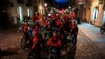 VENARIA - GIRO DITALIA 2018: La Reggia e piazza Annunziata illuminate di rosa - immagine 3