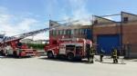 MAPPANO - Incendio nellarea industriale di via Cottolengo - immagine 3