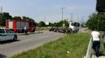 TORINO-VENARIA - Schianto moto contro camion: la vittima è un meccanico di Druento - immagine 3
