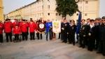 VENARIA - La cancellata del monumento ai Caduti di piazza Vittorio riconsegnata alla Città - LE FOTO - immagine 3
