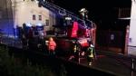 BALANGERO - Un furioso incendio devasta unabitazione - FOTO - immagine 7