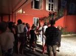 DRUENTO - «La fuga da casa Usher»: I Retroscena si sono esibiti dentro al Municipio - immagine 3