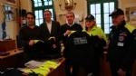 VENARIA - Consegnate le nuove divise alla Protezione Civile - immagine 4