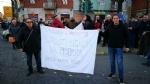 VENARIA-BORGARO - Trecento persone per dire «basta» ai roghi e al degrado di strada Aeroporto - immagine 4