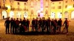 VENARIA - GIRO DITALIA 2018: La Reggia e piazza Annunziata illuminate di rosa - immagine 4