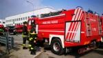 PIANEZZA - Incendio alla «Omnia Recuperi»: situazione sotto controllo. Arpa: «nessun pericolo» - immagine 4