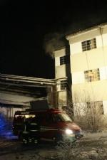 BORGARO - Incendio in una fabbrica abbandonata in via Armando Diaz - immagine 4
