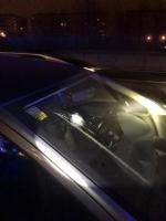 TORINO-BORGARO-CASELLE - Altre due auto colpite dal lancio di sassi in zona raccordo - immagine 4