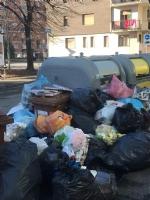 VENARIA - Rifiuti non raccolti in via Buozzi e via Diaz: insorgono i cittadini - immagine 4