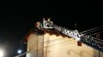 BALANGERO - Un furioso incendio devasta unabitazione - FOTO - immagine 4