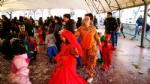 CASELLE - Colori, coriandoli, musica e bugie: il Carnevale al Prato della Fiera - LE FOTO - immagine 12
