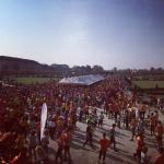 """VENARIA - Migliaia di """"runners"""" in città per ledizione 2017 de «Una Corsa da Re» - immagine 15"""