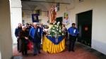 VENARIA - Festeggiato San Giuseppe sotto la pioggia: benedetta la nuova statua - LE FOTO - immagine 5