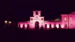 VENARIA - GIRO DITALIA 2018: La Reggia e piazza Annunziata illuminate di rosa - immagine 5