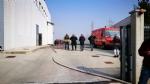 PIANEZZA - Incendio alla «Omnia Recuperi»: situazione sotto controllo. Arpa: «nessun pericolo» - immagine 5