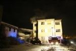 BORGARO - Incendio in una fabbrica abbandonata in via Armando Diaz - immagine 5