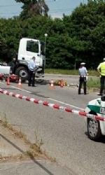 TORINO-VENARIA - Schianto moto contro camion: la vittima è un meccanico di Druento - immagine 8