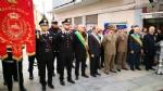VENARIA - La cancellata del monumento ai Caduti di piazza Vittorio riconsegnata alla Città - LE FOTO - immagine 5