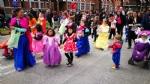 BORGARO - Successo per la «Primavera in Maschera»: le foto più belle del Carnevale Borgarese - immagine 15