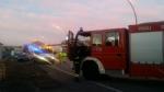 CASELLE - Ancora un incidente in strada Aeroporto: la protesta dei cittadini - immagine 6