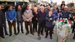 VENARIA - La cancellata del monumento ai Caduti di piazza Vittorio riconsegnata alla Città - LE FOTO - immagine 6