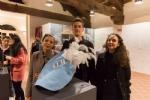 VENARIA - «Lady Diana. A fashion icon»: lomaggio degli studenti dello Ied nella Sala dei Paggi - immagine 7
