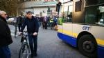 VENARIA-BORGARO - Trecento persone per dire «basta» ai roghi e al degrado di strada Aeroporto - immagine 7