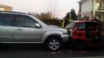 CASELLE - Ancora un incidente in strada Aeroporto: la protesta dei cittadini - immagine 7