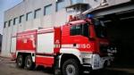 PIANEZZA - Incendio alla «Omnia Recuperi»: situazione sotto controllo. Arpa: «nessun pericolo» - immagine 8