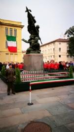 VENARIA - La cancellata del monumento ai Caduti di piazza Vittorio riconsegnata alla Città - LE FOTO - immagine 8