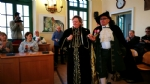 REAL CARNEVALE VENARIESE - Consegnate le chiavi della Città al Lucio e alla Castellana  FOTO - immagine 8