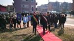 VENARIA - La Reale ha celebrato il «Giorno del Ricordo» - LE FOTO - immagine 9