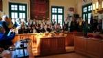 REAL CARNEVALE VENARIESE - Consegnate le chiavi della Città al Lucio e alla Castellana  FOTO - immagine 9