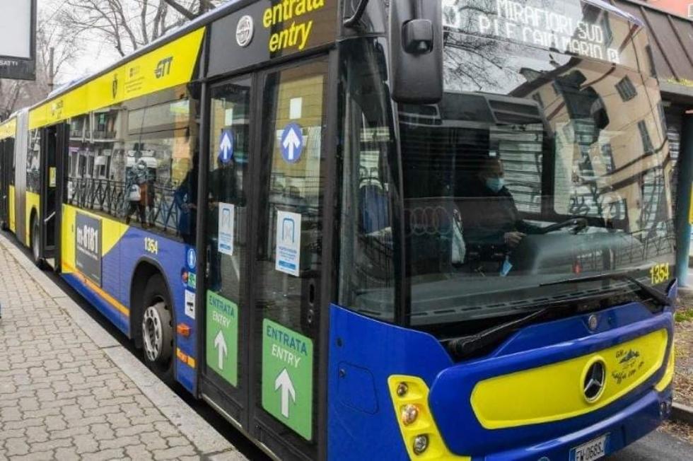 SCUOLA E TRASPORTI - Con la riapertura almeno al 50%, Gtt riadegua le corse dei mezzi pubblici