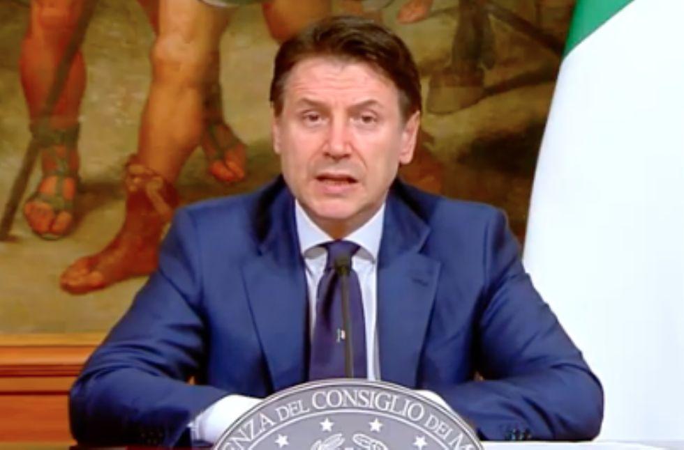 CORONAVIRUS - L'Italia si ferma fino al 3 maggio. Riaprono librerie, cartolerie, negozi per bambini