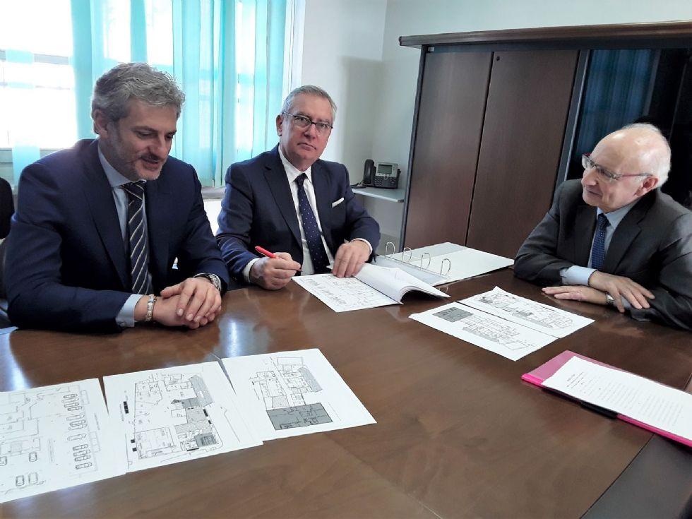 ALPIGNANO - Sarà il MoviCentro di piazza Robotti ad ospitare i servizi dell'Asl To3