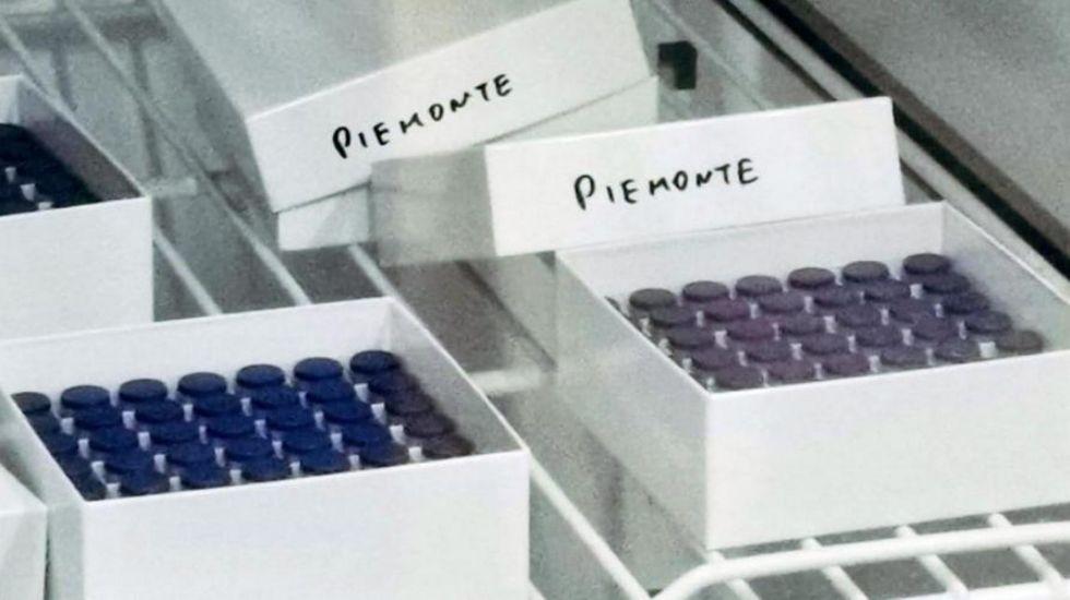 VACCINO ANTI COVID - Già somministrate  55.075 dosi in tutto il Piemonte