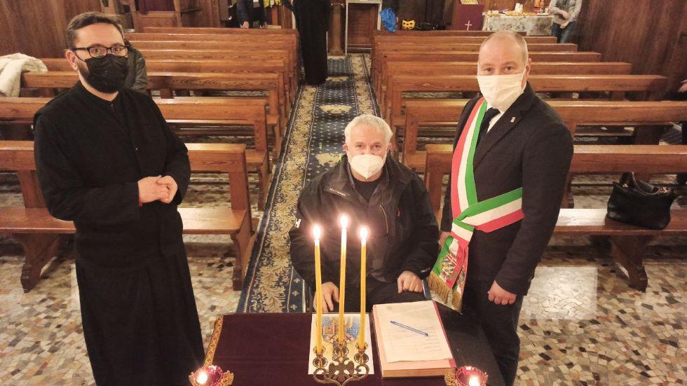 COLLEGNO - La Charta di San Massimo estesa anche alla parrocchia ortodossa rumena