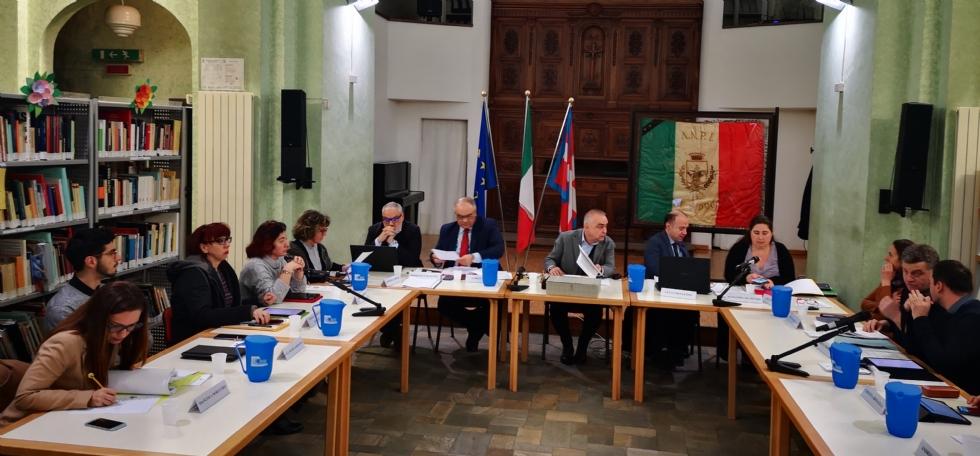 DRUENTO - Blitz Gioventù Italiana in consiglio comunale: la condanna del Partito Democratico