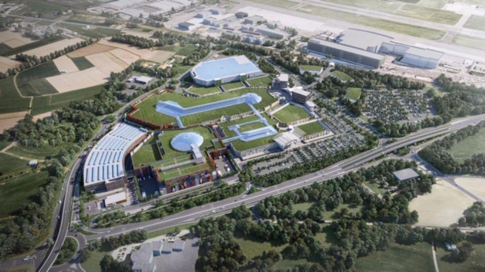 CASELLE - «Caselle Open Mall»: i lavori del mega centro commerciale partiranno a breve
