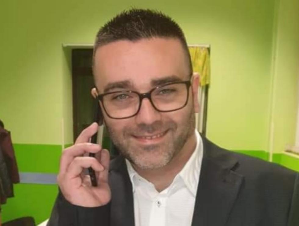 VENARIA - ELEZIONI AMMINISTRATIVE 2020 - Il Movimento 5 Stelle candida Roberto Barcellona