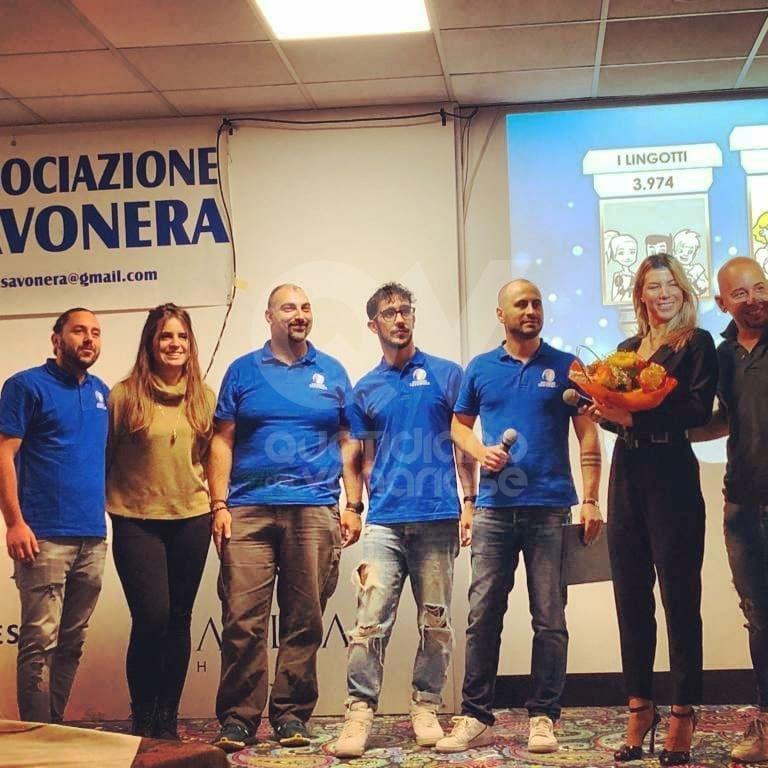 PIANEZZA-SAVONERA - All'European Quiz vince la solidarietà: successo per la serata dell'Associazione Savonera - FOTO
