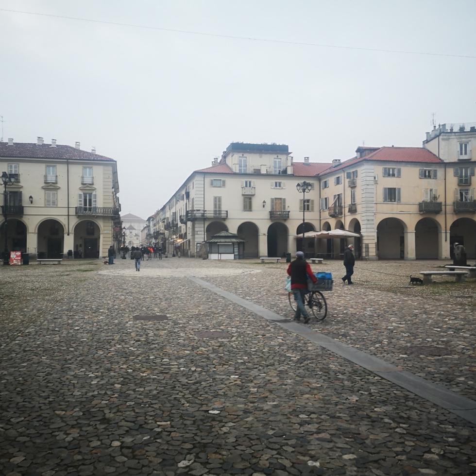 VENARIA - L'appello del sindaco ha sortito effetto: viale Buridani e via Mensa pressoché deserte